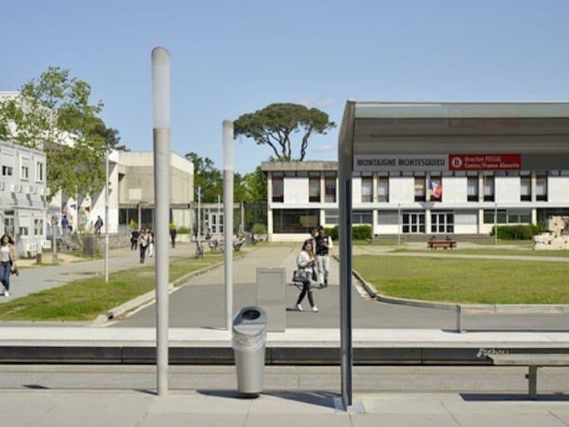 Aménagement des espaces publics du secteur Montaigne Montesquieu