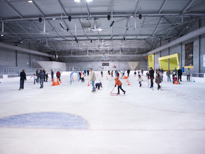 Patinoire Troyes