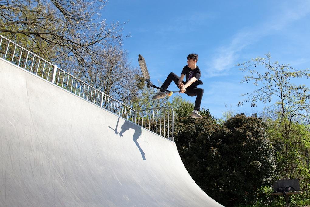 maa skatepark